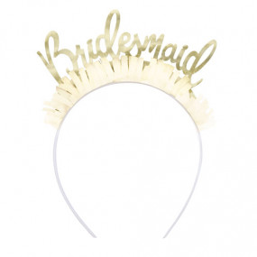 Tiara Bridesmaid - conj. 4
