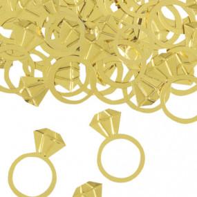 Confetis Anel Diamante