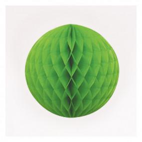 Bola de Papel Verde Alface 20cm
