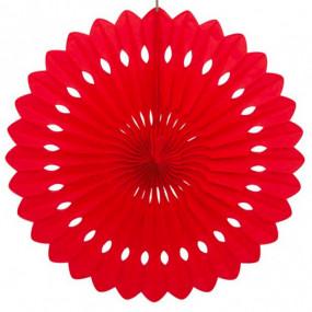 Roseta Vermelha 40cm
