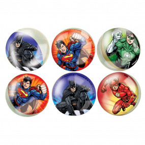 Bolas Saltitonas Justice League - conj.6