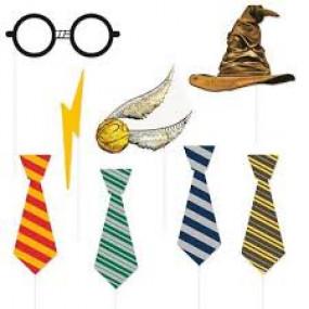 Adereços para Fotografias Harry Potter