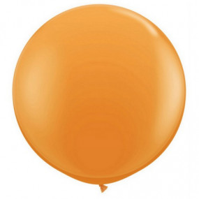 Balão 91 cm Laranja