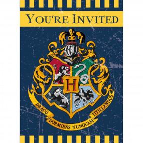 Convites Harry Potter
