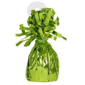 Peso Balão Verde Alface