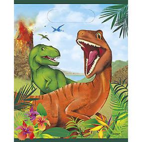8 Sacos Dinossauros