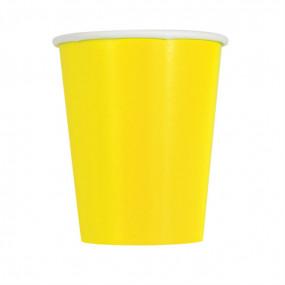 Copos Amarelo - CONJ.14