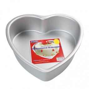 Forma Alta Coração PME 25cm
