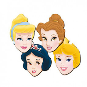 Máscaras Princesas Disney