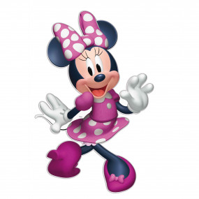 Minnie Super Silhueta 90cm