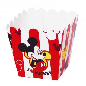 Pacotes Pipocas Peq. Mickey - conj. 12