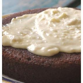 Creme Chocolate Branco Flocos de Côco e Bolacha - Rafaello