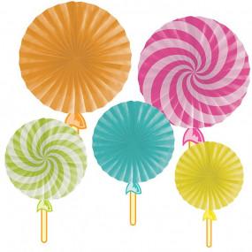 Rosetas Candy