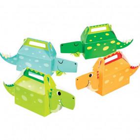 Caixas Dinossauros - conj.4